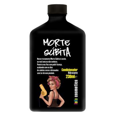 Imagem 3 do produto Kit Shampoo + Condicionador + Máscara Capilar Lola Cosmetics Morte Súbita - Kit