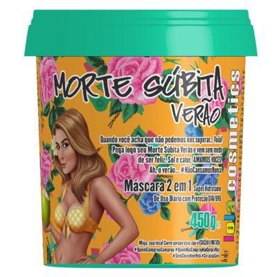 Imagem 3 do produto Kit de Máscaras Lola Cosmetics Lola Morte Súbita Verão + Morte Súbita Super Hidratante - Kit