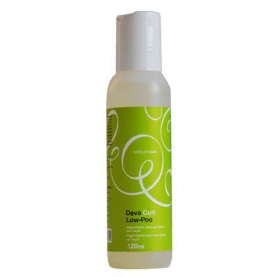 Imagem 1 do produto Deva Curl Shampoo Low-Poo - Shampoo Higienizador Com Pouca Espuma - 120ml