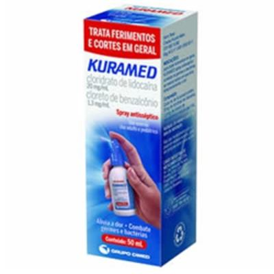Kuramed Spray Cimed 50ml -