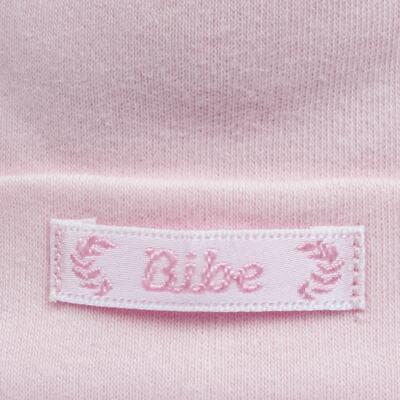 Imagem 2 do produto Touca para bebe em algodão egípcio Rosa - Bibe - 10Y05-60 TOUCA BAS CRISTAL ROSA-P