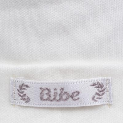 Imagem 2 do produto Touca para bebe em algodão egípcio Branca - Bibe - 10Y05-01 TOUCA BAS CRISTAL BRANCA -RN