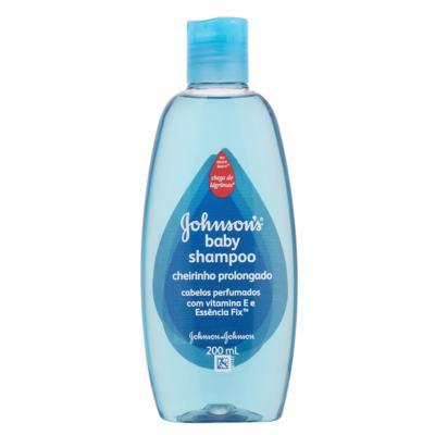 Imagem 2 do produto Shampoo Infantil Johnson Cheirinho Prolongado 200ml -
