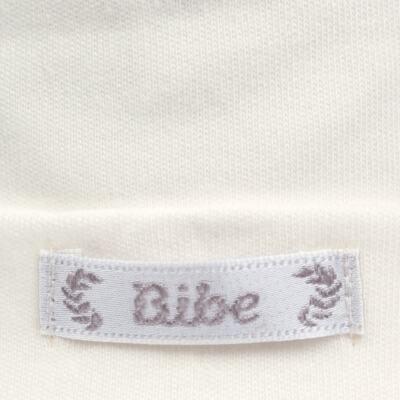 Imagem 2 do produto Touca para bebe em algodão egípcio Marfim - Bibe - 10Y05-115 TOUCA BAS CRISTAL MARFIM-P