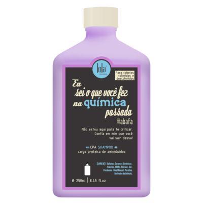 Lola Cosmetics Eu Sei o Que Você Fez na Química Passada - Shampoo - 250ml