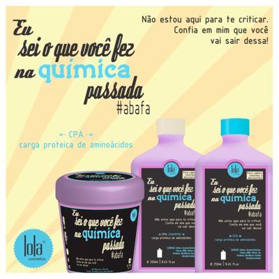 Imagem 2 do produto Lola Cosmetics Eu Sei o Que Você Fez na Química Passada - Shampoo - 250ml