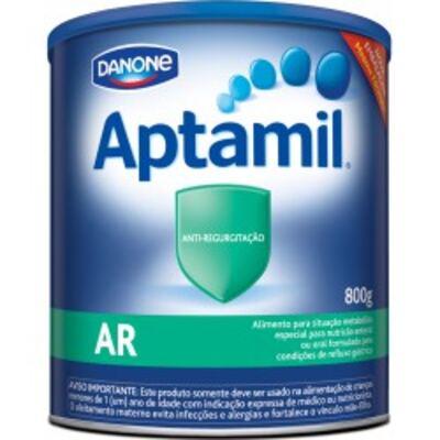 Imagem 1 do produto Fórmula Infantil Aptamil AR 800g