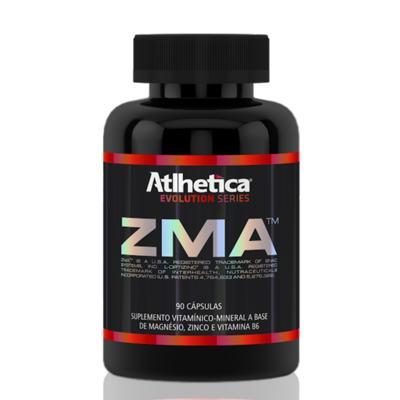 Imagem 1 do produto ZMA 90 Cápsulas - Atlhetica Nutrition