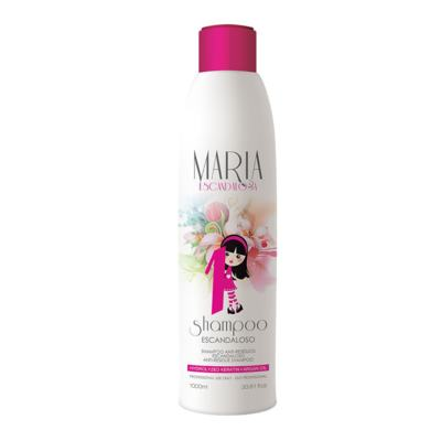 Imagem 1 do produto KIT Maria Escandalosa Escova Progressiva 2X1 Litro - Maria Escandalosa Shampoo Antirresiduos 1 Litro