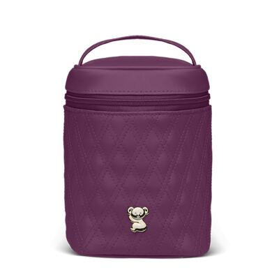 Bolsa Térmica para bebe Firenze Golden Koala Vinho - Classic for Baby Bags