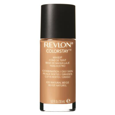 Imagem 1 do produto Base Revlon Colorstay Makeup for Combination/ Oily Natural Beige 119g