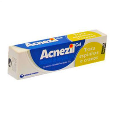 Acnezil Gel 5% Cimed 20g -