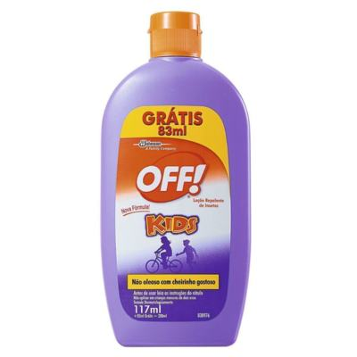 Imagem 1 do produto Repelente Off! Kids Johnson 200ml