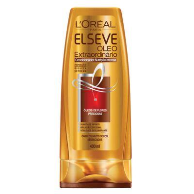 Imagem 3 do produto Kit Condicionador + Shampoo + Tratamento L'Oréal Paris Elseve Óleo Extraordinário - Kit