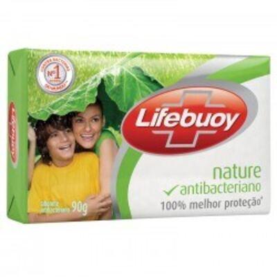 Imagem 1 do produto Sabonete Lifebuoy Nature/Erva Doce - 90g