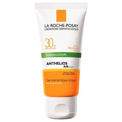 Imagem 1 do produto Protetor Solar Antioleosidade La Roche-Posay Anthelios Airlicium FPS 30 50g