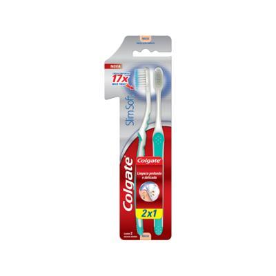 Imagem 3 do produto Escova Colgate Cabo Ultra comprimido 2 Unidades -