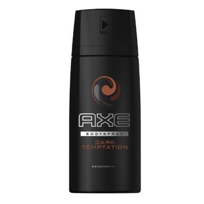 Desodorante Antitranspirante Axe - Dark Temptation Aerosol | 150ml