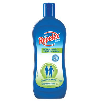 Repelente Repelex Family Care Citronela - Loção   200ml