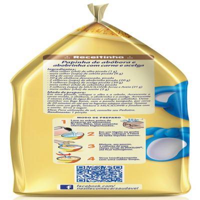 Imagem 4 do produto Cereal Infantil Nestlé Mucilon Arroz e Aveia 230g