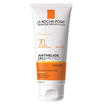 Protetor Solar La Roche-Posay Anthelios XL FPS 70 200ml