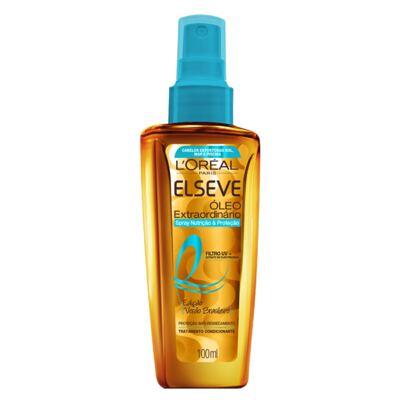 Imagem 2 do produto Kit Spray + Shampoo + Condicionador L'Oréal Paris Elseve Óleo Extraordinário Nutrição Intensa - Kit