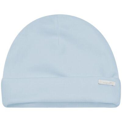 Imagem 2 do produto Kit Touca e Luva para bebê em malha Azul - Roana