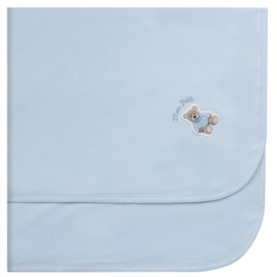 Imagem 2 do produto Jogo Maternidade com Macacão e Manta em algodão egípcio Chevalier - Petit