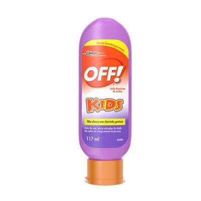Imagem 1 do produto Repelente Off Kids 117ml