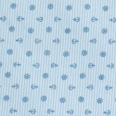 Imagem 3 do produto Edredom para berço em malha Blue Captain - Classic for Baby