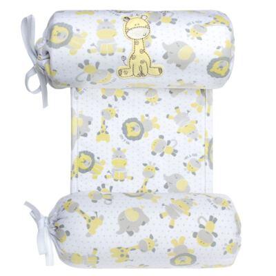 Imagem 1 do produto Segura nenê em suedine Nature Giraffe & Friends - Classic for Baby