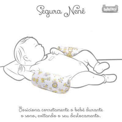 Imagem 3 do produto Segura nenê em suedine Nature Giraffe & Friends - Classic for Baby