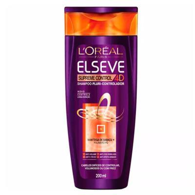 Imagem 2 do produto L'Oréal Paris Elseve Supreme Control 4D Kit - Shampoo + Leave-In + Ganhe Condicionador - Kit
