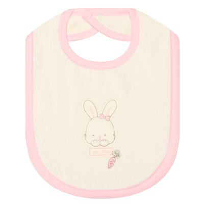 Babador atoalhado Ma Petite Rabbit - Classic for Baby