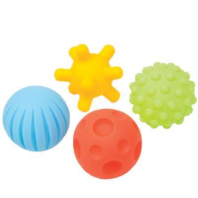 Imagem 3 do produto Kit 4 Bolinhas Coloridas (6m+) - Buba