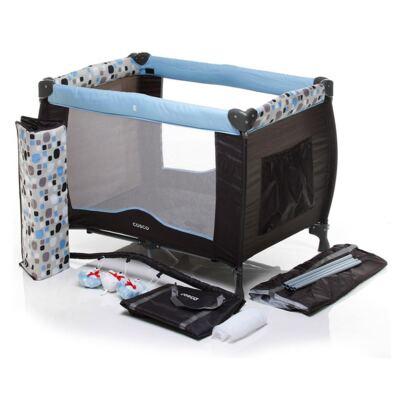 Imagem 2 do produto Berço Portátil Toybar Azul  (0m+) - Cosco