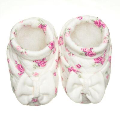 Imagem 1 do produto Sapatinho para bebe em suedine Matelassê Florale - Grow Up