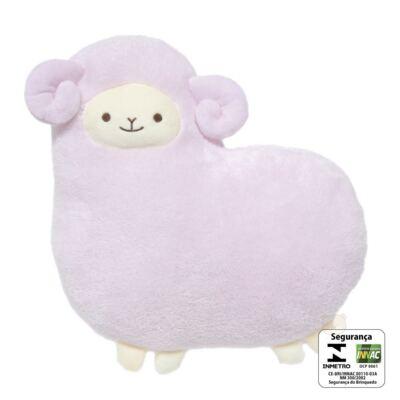 Imagem 2 do produto Almofada Carneirinho Soft Rosa (3m+) - Buba