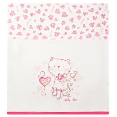Imagem 1 do produto Manta com recorte em suedine My Little Cat - Vicky Lipe