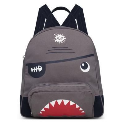 Imagem 1 do produto Mochila Escolar Tubarão - Cara de Criança