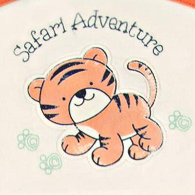 Imagem 2 do produto Toalha com capuz atoalhado Tiger - Classic for Baby