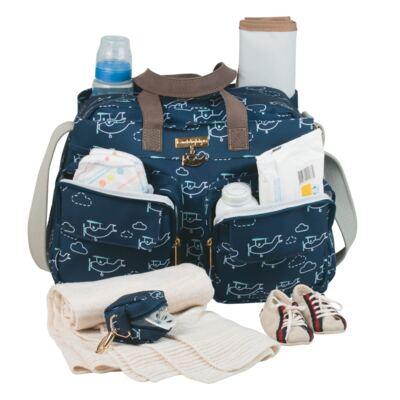 Imagem 2 do produto Bolsa para bebe Toulouse Aviões - Masterbag