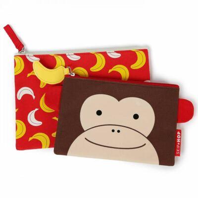Imagem 2 do produto Estojo para bebe + Garrafinha Zoo Macaco - Skip Hop
