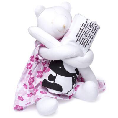 """Imagem 1 do produto Ursa Segura Pijama """"Panda""""  - Cara de Criança"""