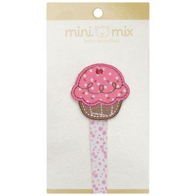 Imagem 3 do produto Prendedor de Chupeta Cupcake - Mini Mix