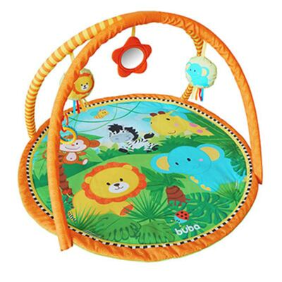 Imagem 1 do produto Tapete de Atividades para bebê Safari Friends (3m+) - Buba