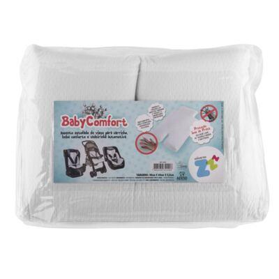 Imagem 1 do produto Assento Estofado Baby Comfort Branco - Fibrasca
