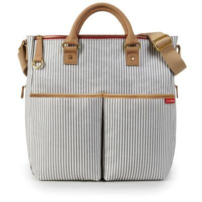 Imagem 2 do produto Bolsa Duo French Stripe +  Bolsa Soho French Stripe Limited Edition - Skip Hop