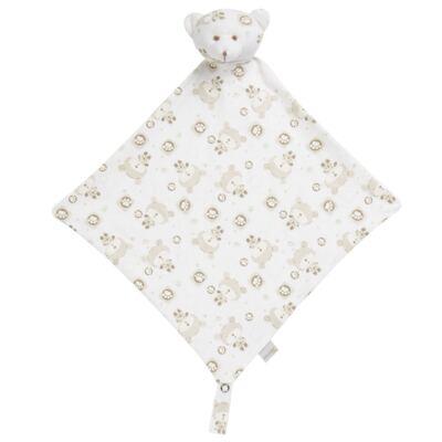Imagem 1 do produto Naninha Chocalho em malha Little Bear - Anjos Baby