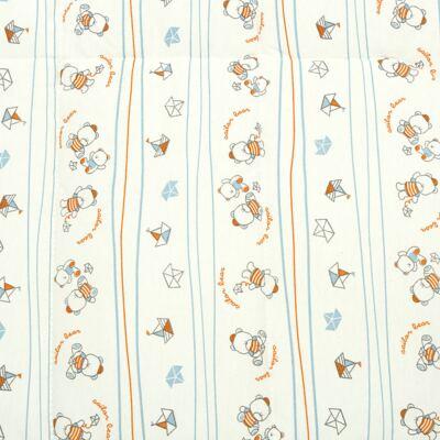Imagem 3 do produto Edredom para berço em malha Sailor Bear - Classic for Baby